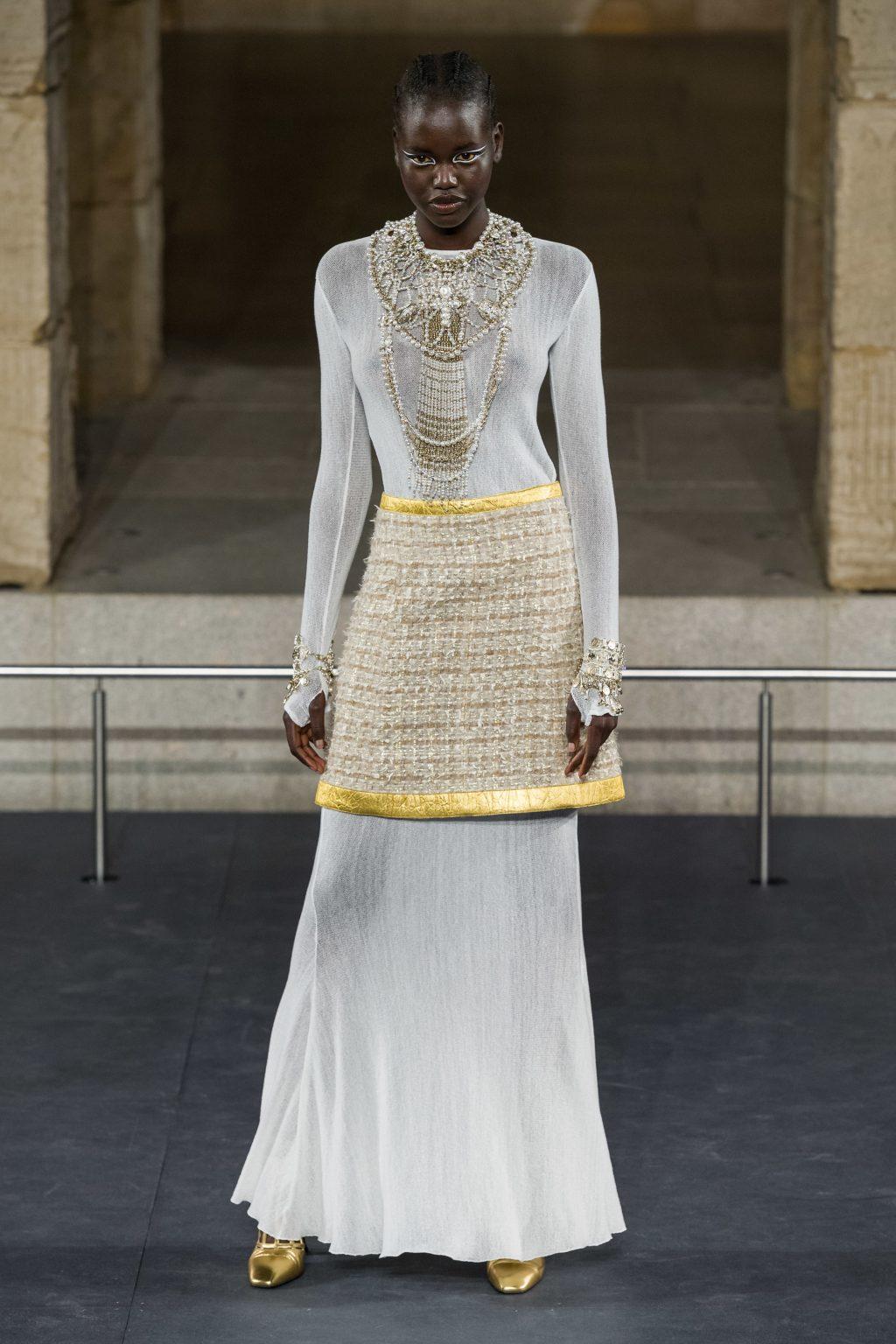 bộ sưu tập Chanel Métiers d'Art 2019 5