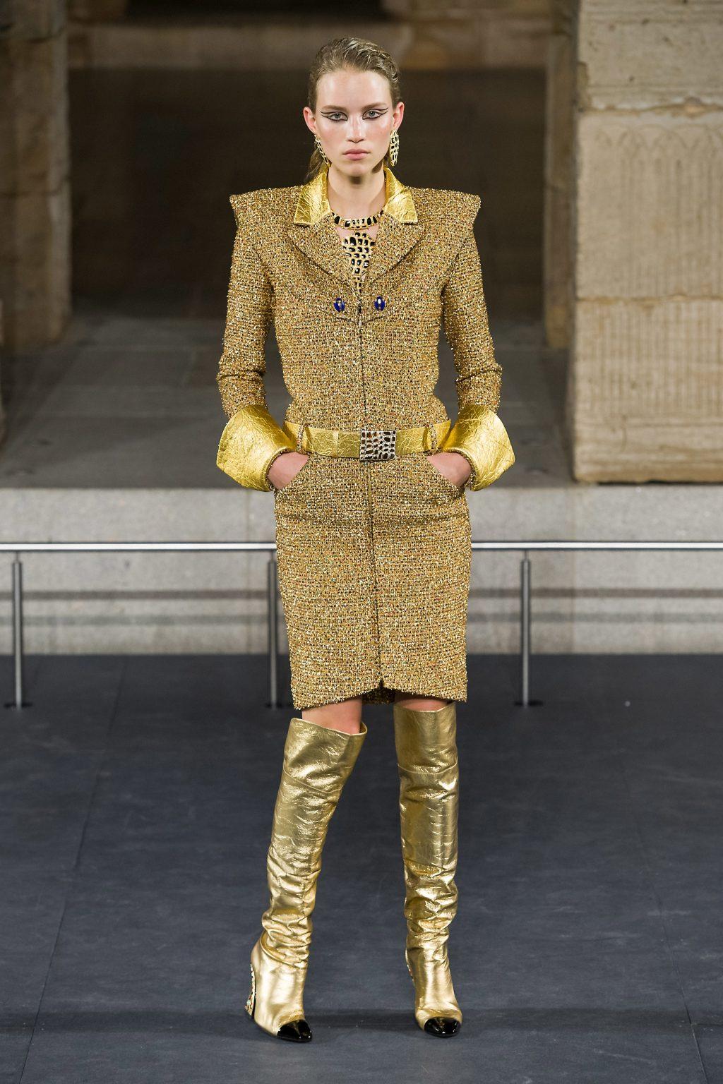 bộ sưu tập Chanel Métiers d'Art 2019 12
