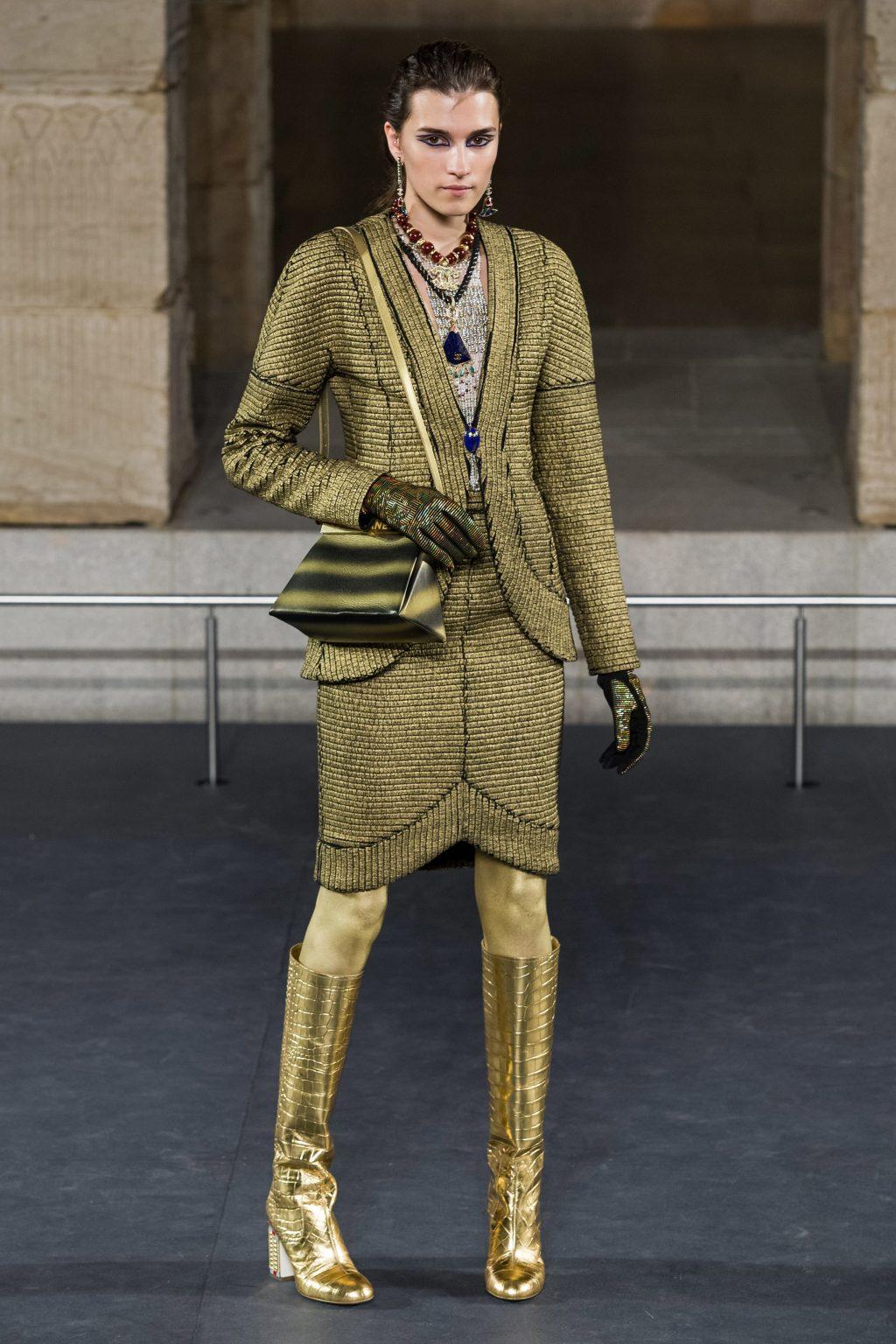 bộ sưu tập Chanel Métiers d'Art 2019 6