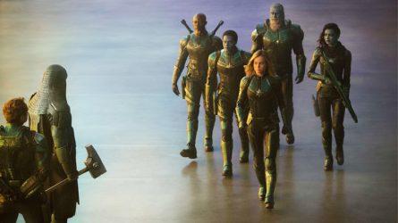 Trailer mới tiết lộ nguồn gốc của nữ siêu anh hùng mạnh nhất Vũ trụ Điện ảnh Marvel
