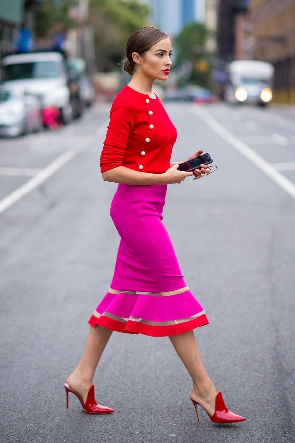 elle việt nam phong cách thời trang màu sắc 1