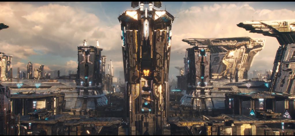 Captain Marvel trailer mới 4