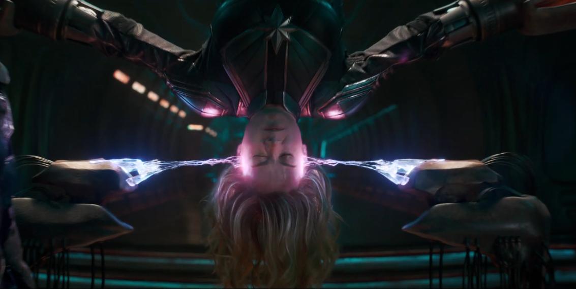 Captain Marvel trailer mới 6