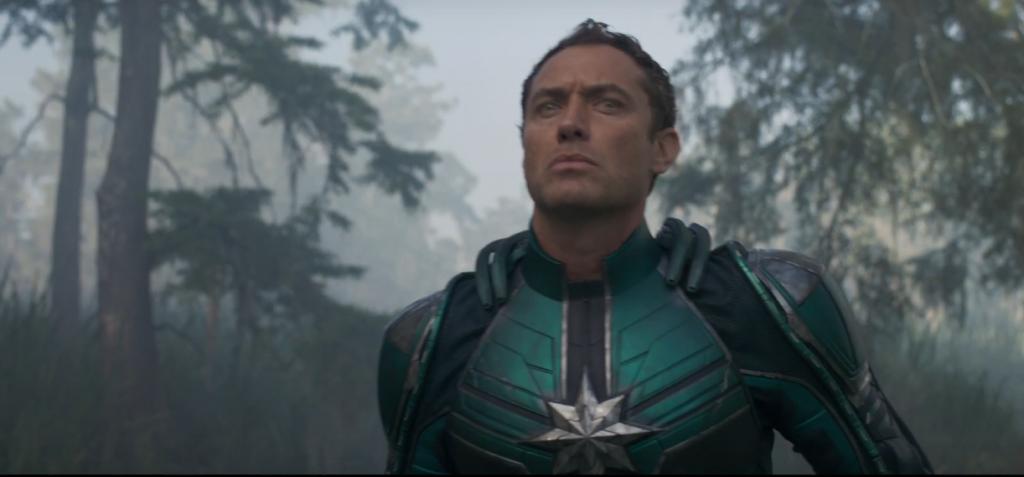 Captain Marvel trailer mới 7