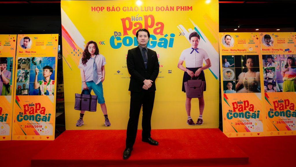 showcase giới thiệu Hồn Papa Da Con Gái 10