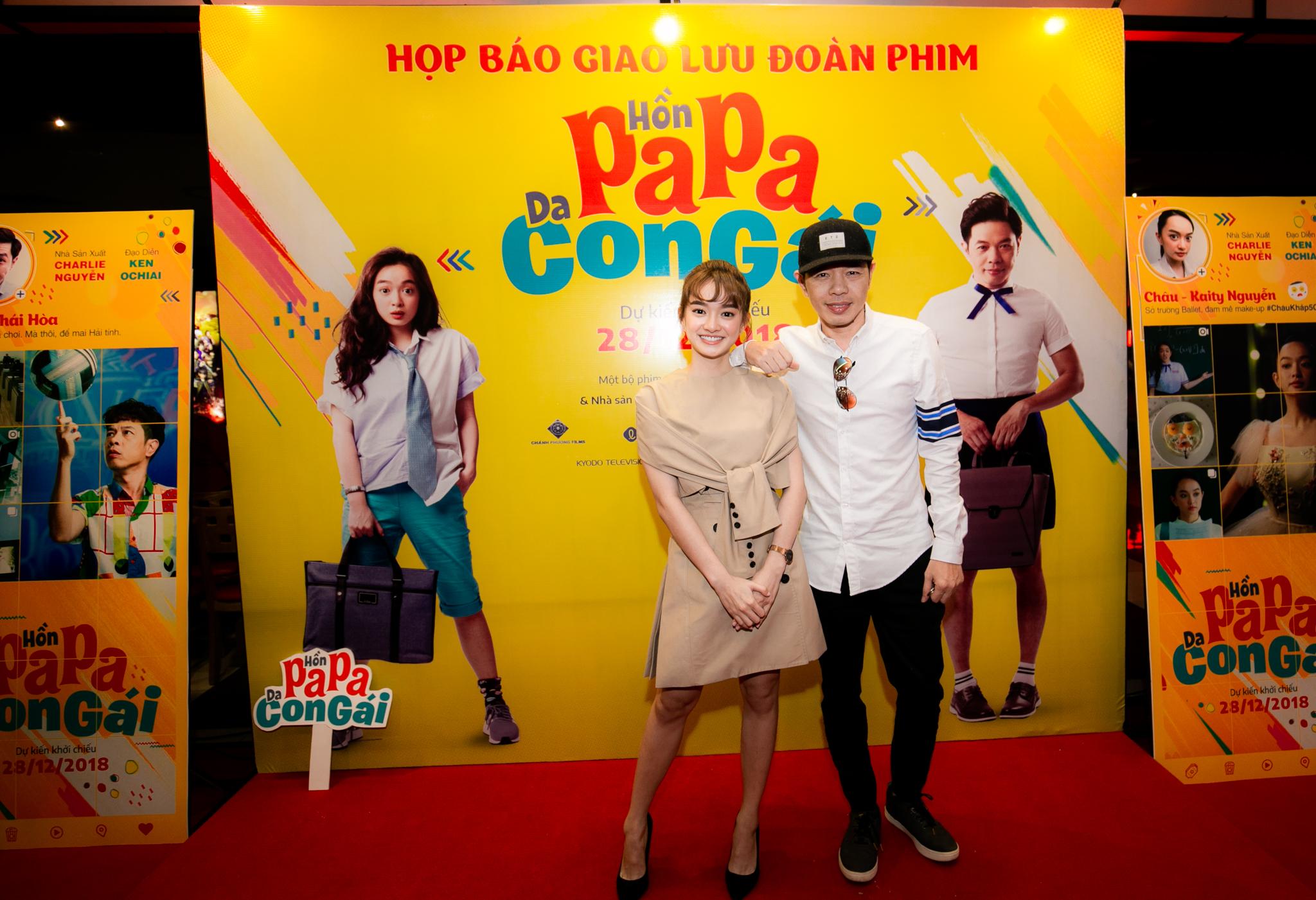 showcase giới thiệu Hồn Papa Da Con Gái 11