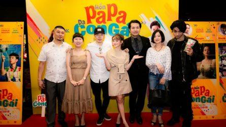 Thái Hòa, Kaity Nguyễn chia sẻ về áp lực khi nhận vai chính trong Hồn Papa Da Con Gái