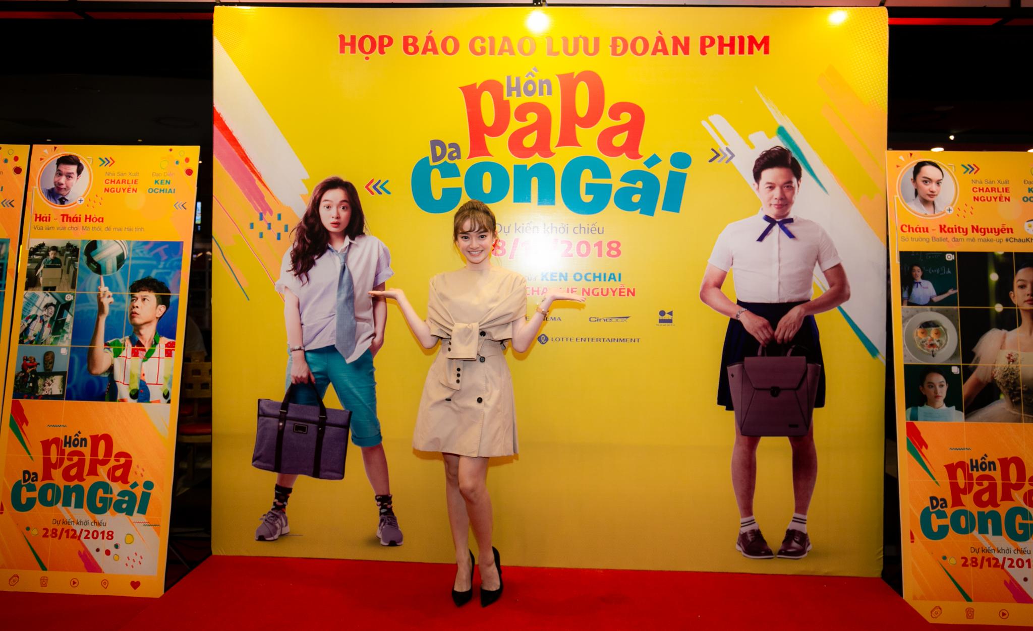 showcase giới thiệu Hồn Papa Da Con Gái 6