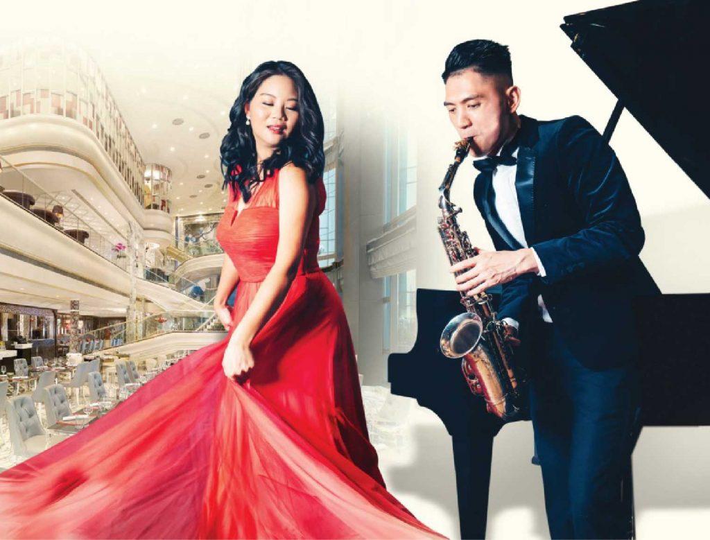 cặp đôi nghệ sĩ nhạc cổ điển