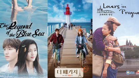 11 bộ phim tình cảm Hàn Quốc truyền cảm hứng đi du lịch