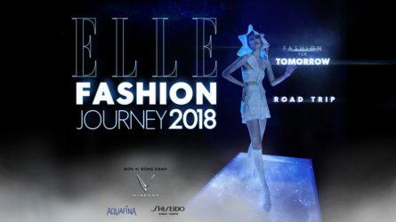 ELLE Fashion Journey 2018 - Lộ diện những gương mặt chiến thắng cuộc thi bình chọn dành cho tài năng trẻ