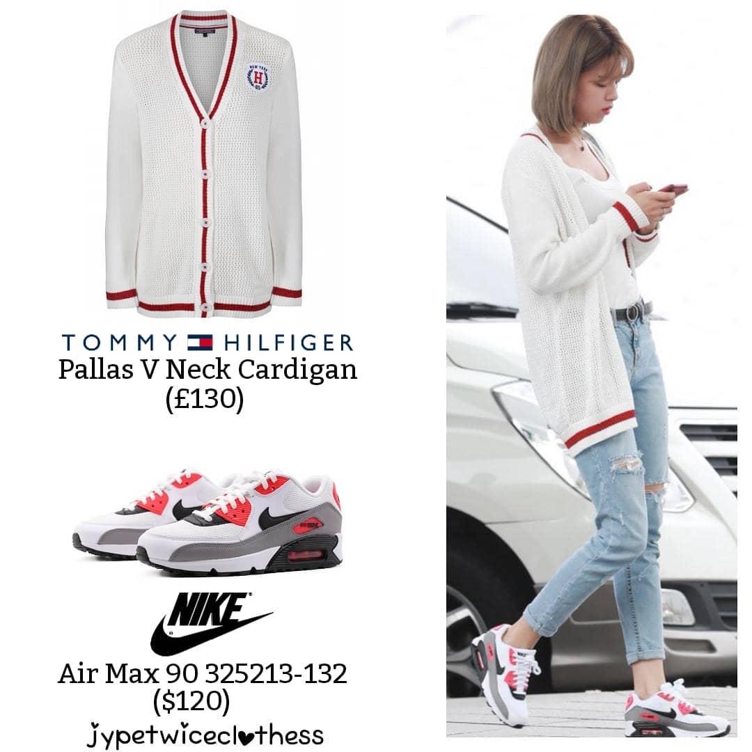 phong cách thời trang của Jungyeon 90