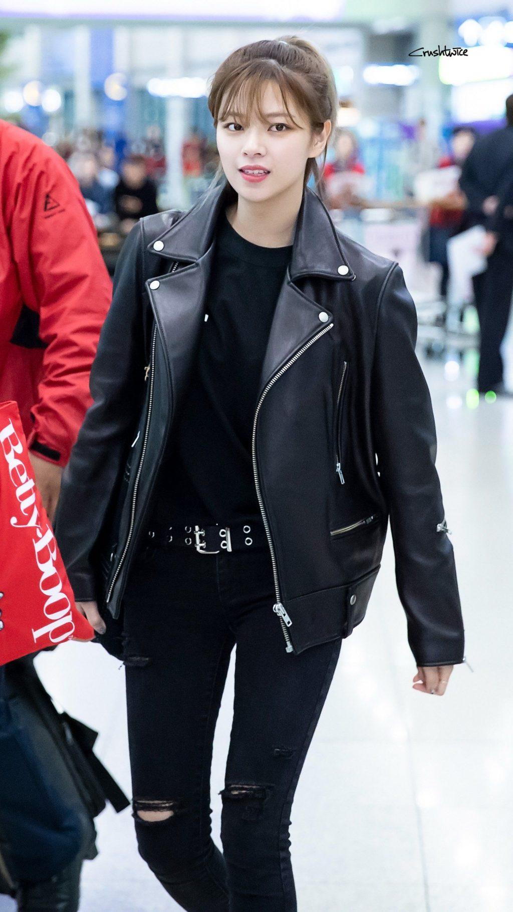 phong cách thời trang của Jungyeon 3