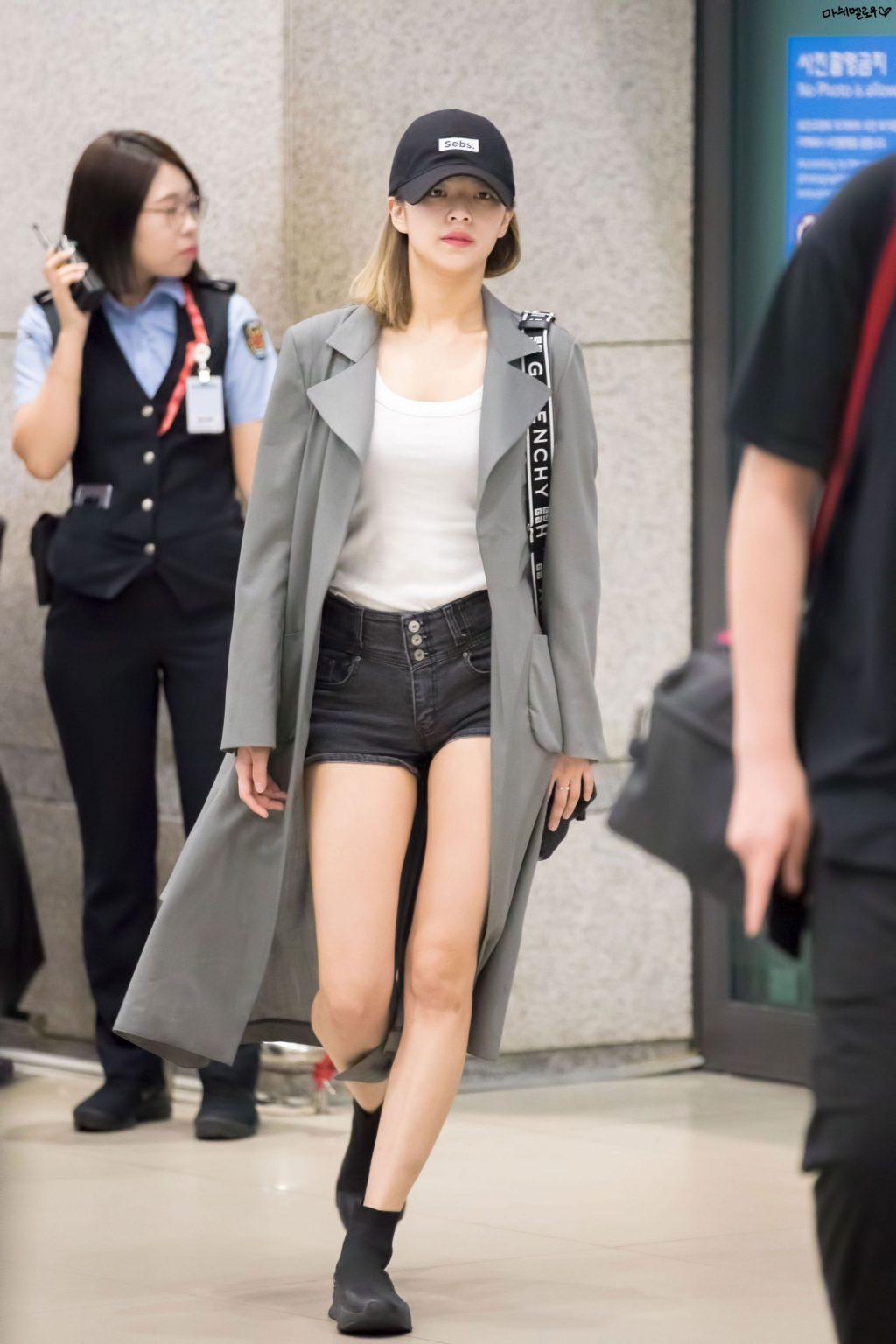 phong cách thời trang của Jungyeon 5