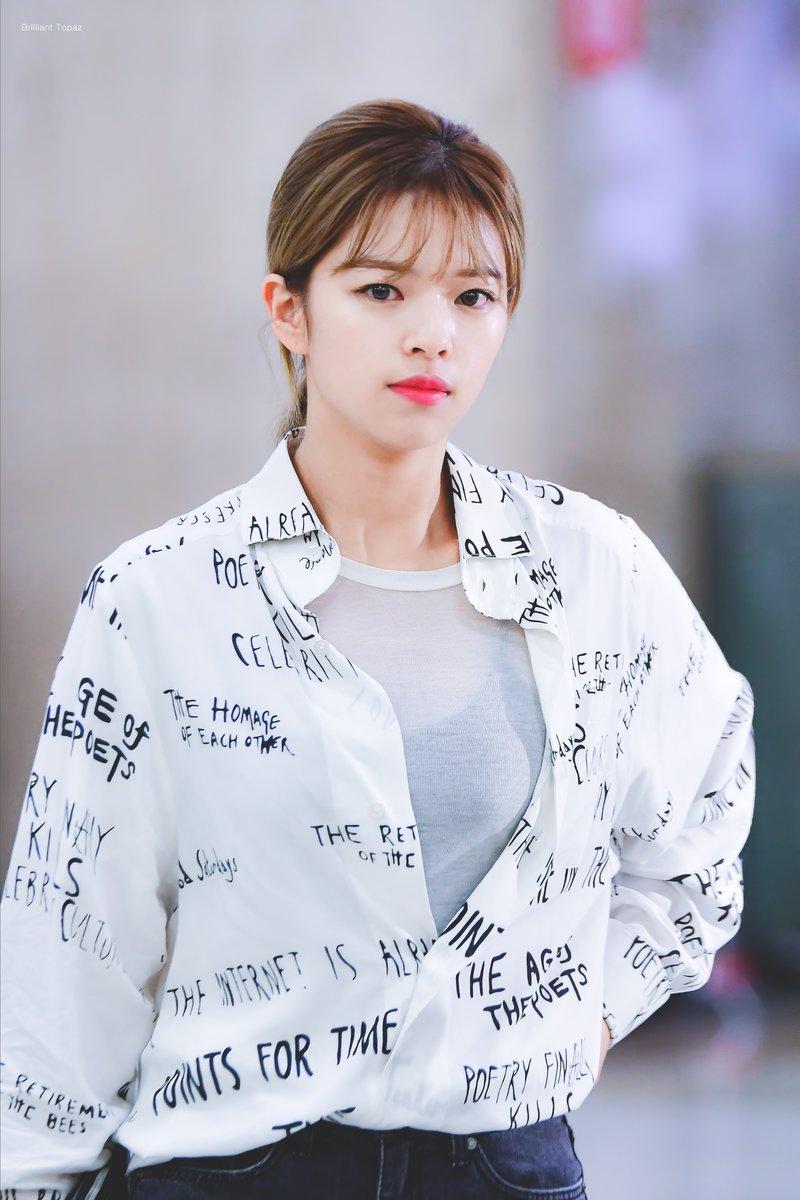 phong cách thời trang của Jungyeon 8
