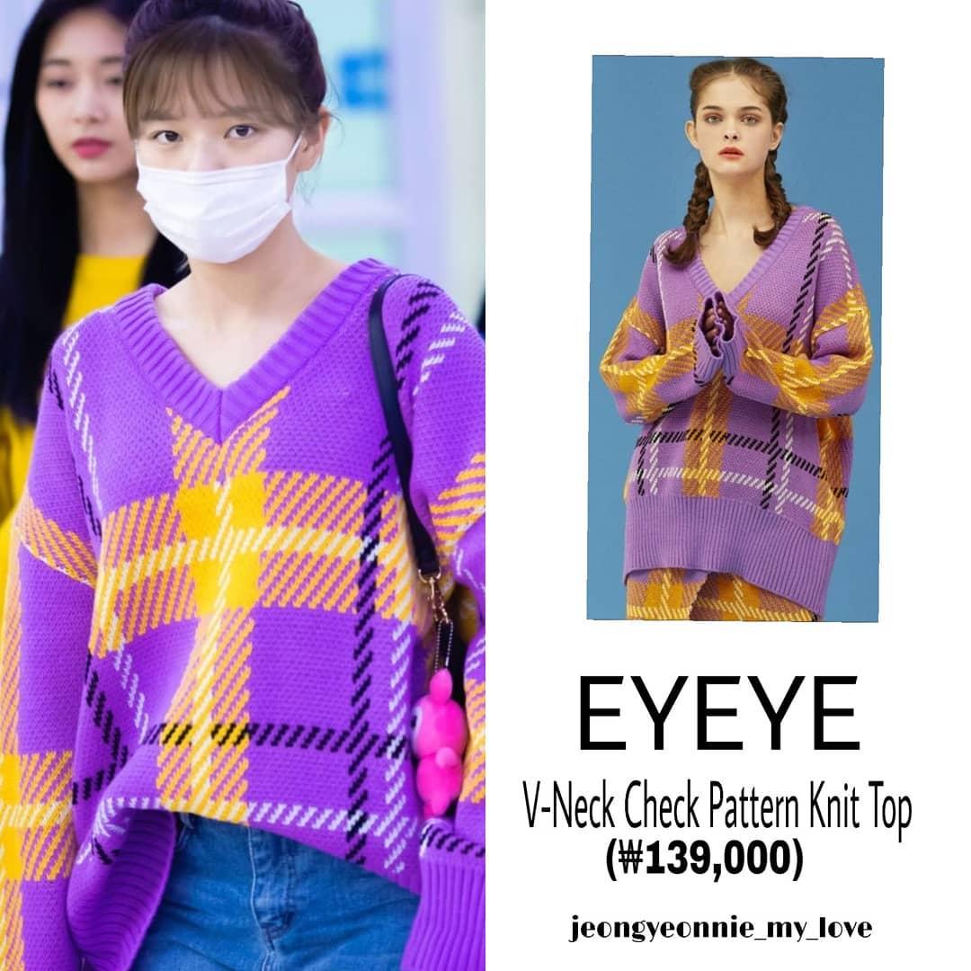 phong cách thời trang của Jungyeon 10