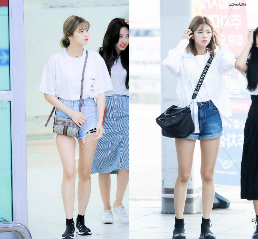 phong cách thời trang của Jungyeon 25