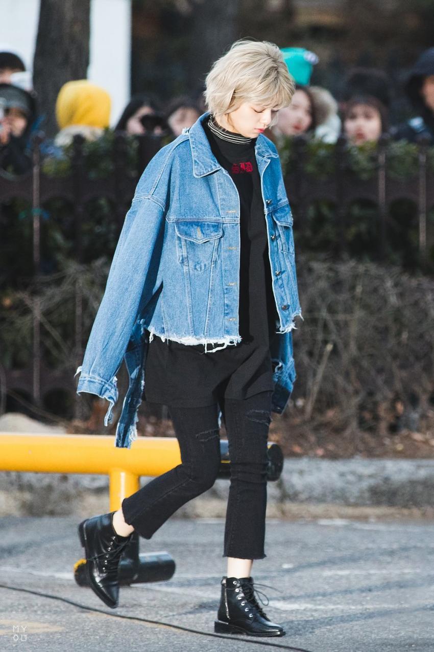 phong cách thời trang của Jungyeon 22