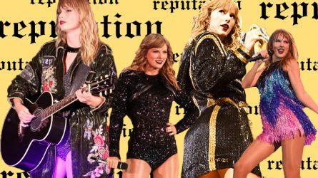 Phong cách thời trang ấn tượng của Taylor Swift trong tour diễn có doanh thu cao nhất lịch sử Mỹ