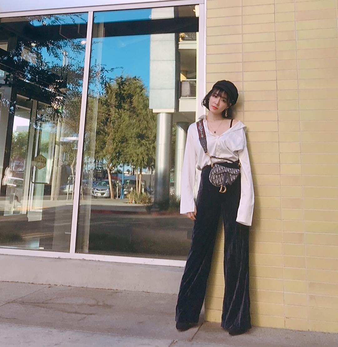 phong cách thời trang của tiffany young 0012