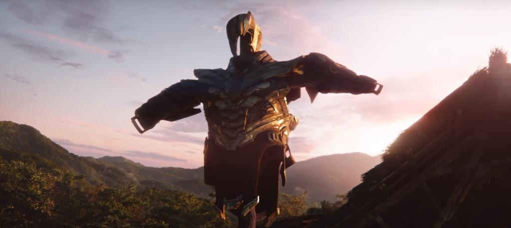 trailer chính thức đầu tiên của Avengers 3