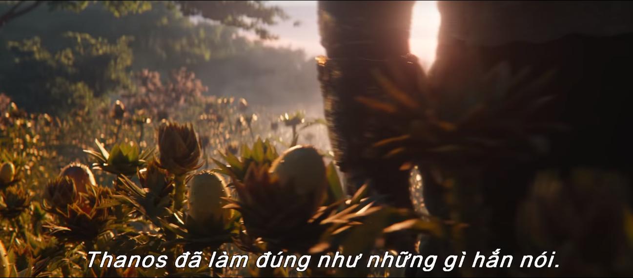 trailer chính thức đầu tiên của Avengers 4