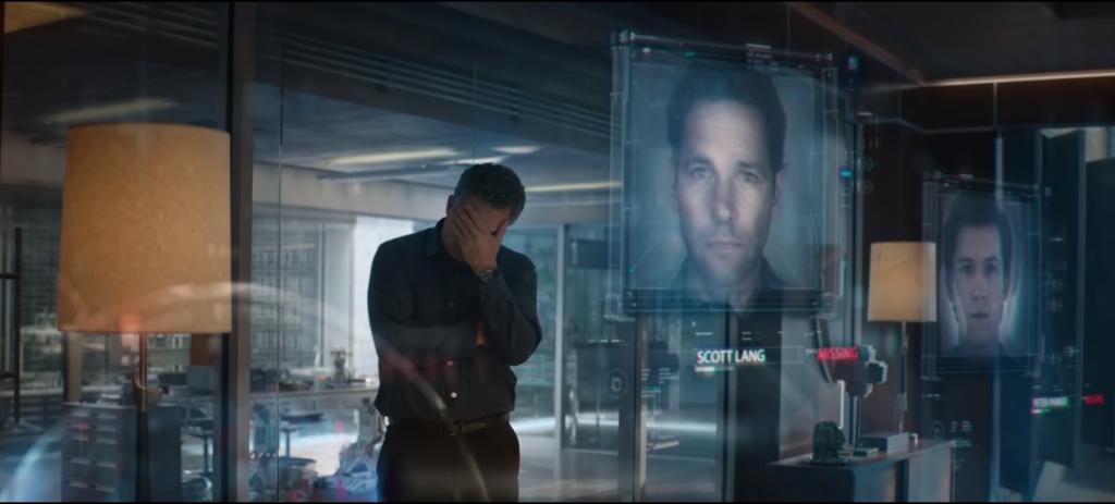 trailer chính thức đầu tiên của Avengers 8