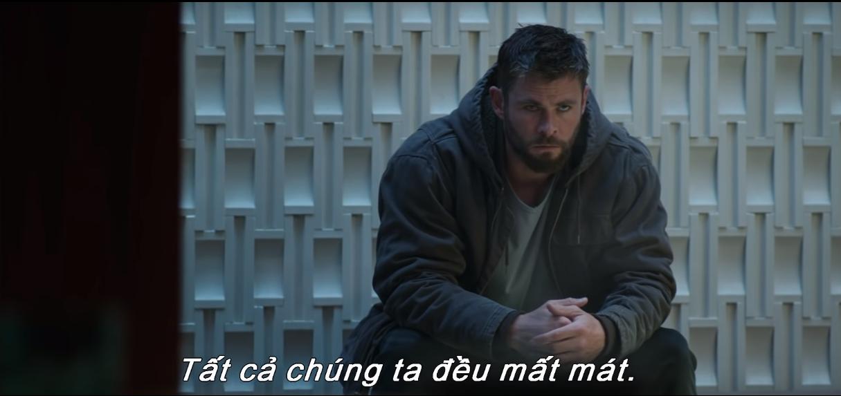 trailer chính thức đầu tiên của Avengers 9