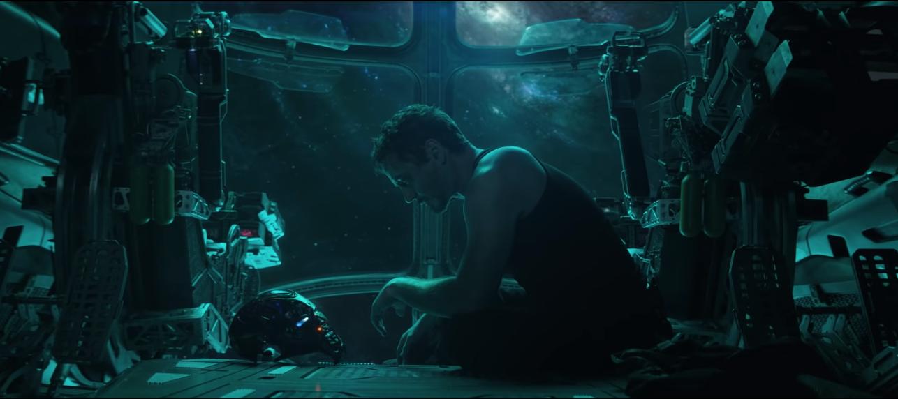 trailer chính thức đầu tiên của Avengers