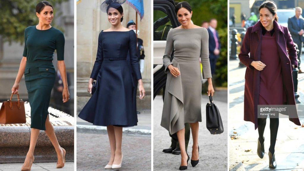 Những nhân vật hoàng gia có phong cách thời trang ấn tượng nhất năm 2018 8