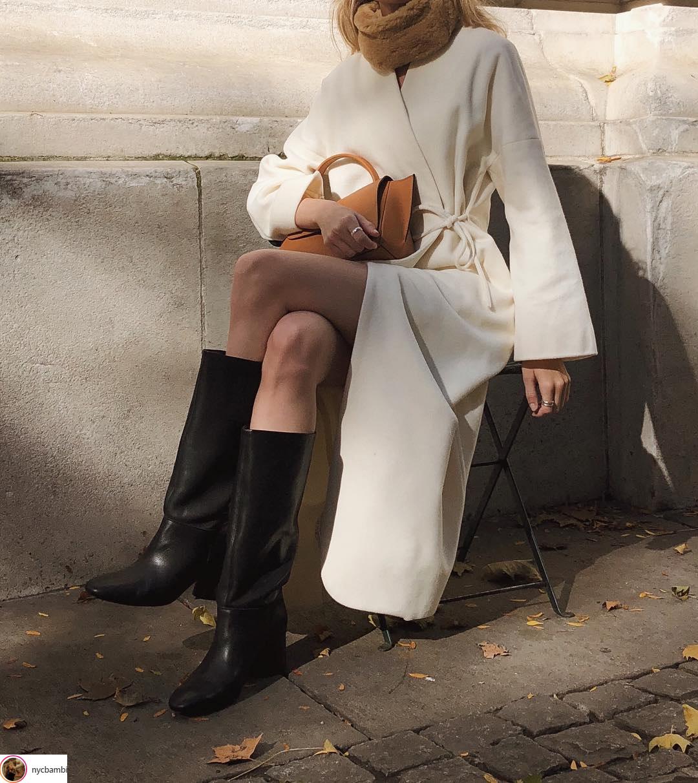 instagram phong cách thời trang tối giản nycbambi 2