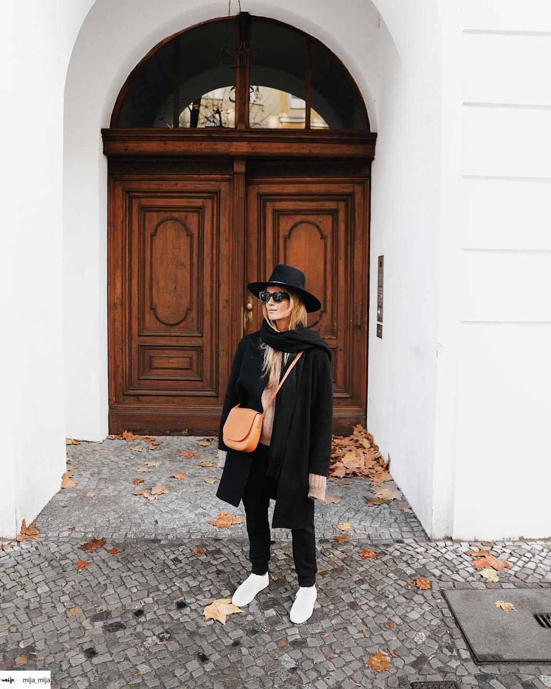 phong cách thời trang tối giản mija_mija 3