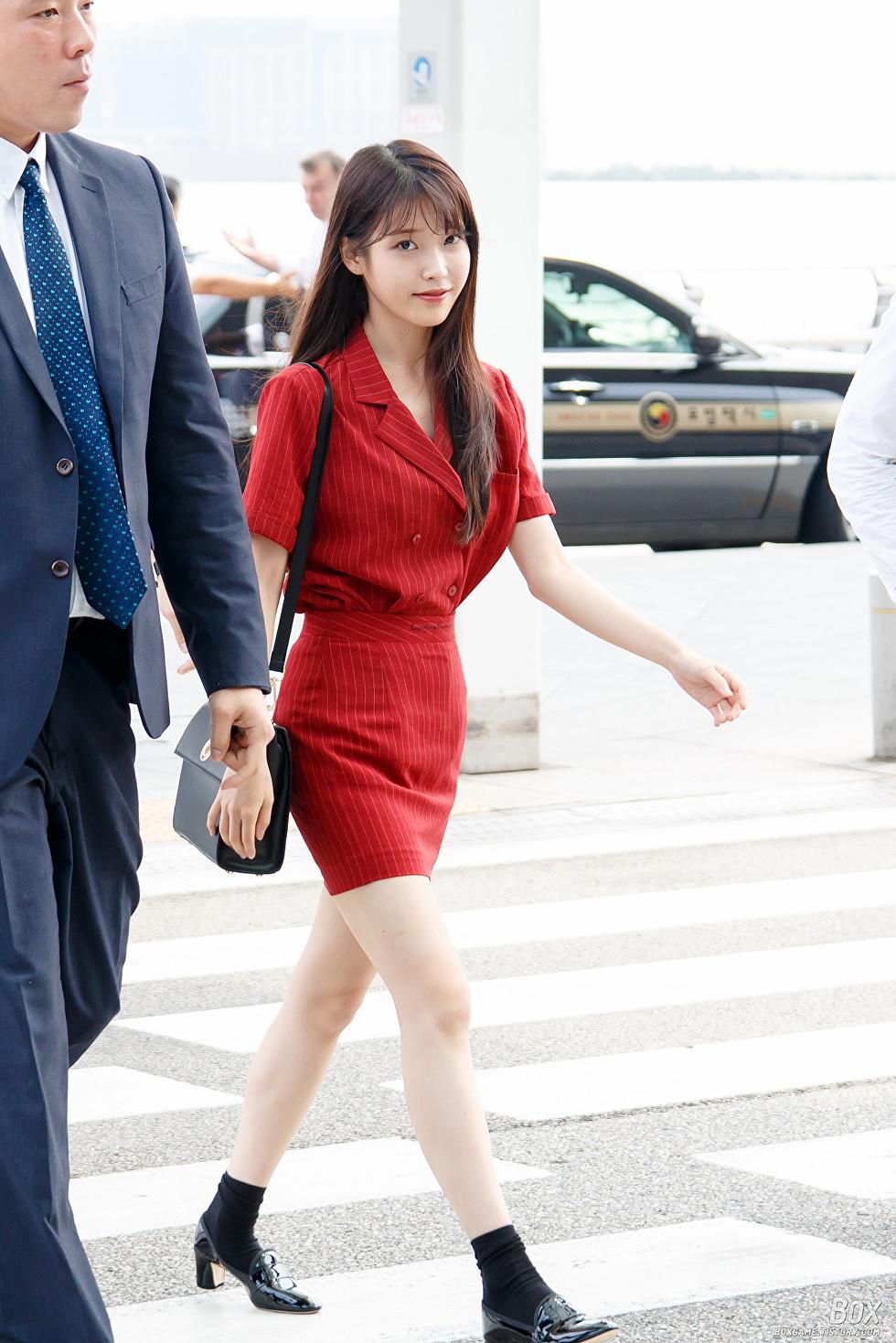 Sao Hàn nào đại diện cho phong cách thời trang của bạn? 2