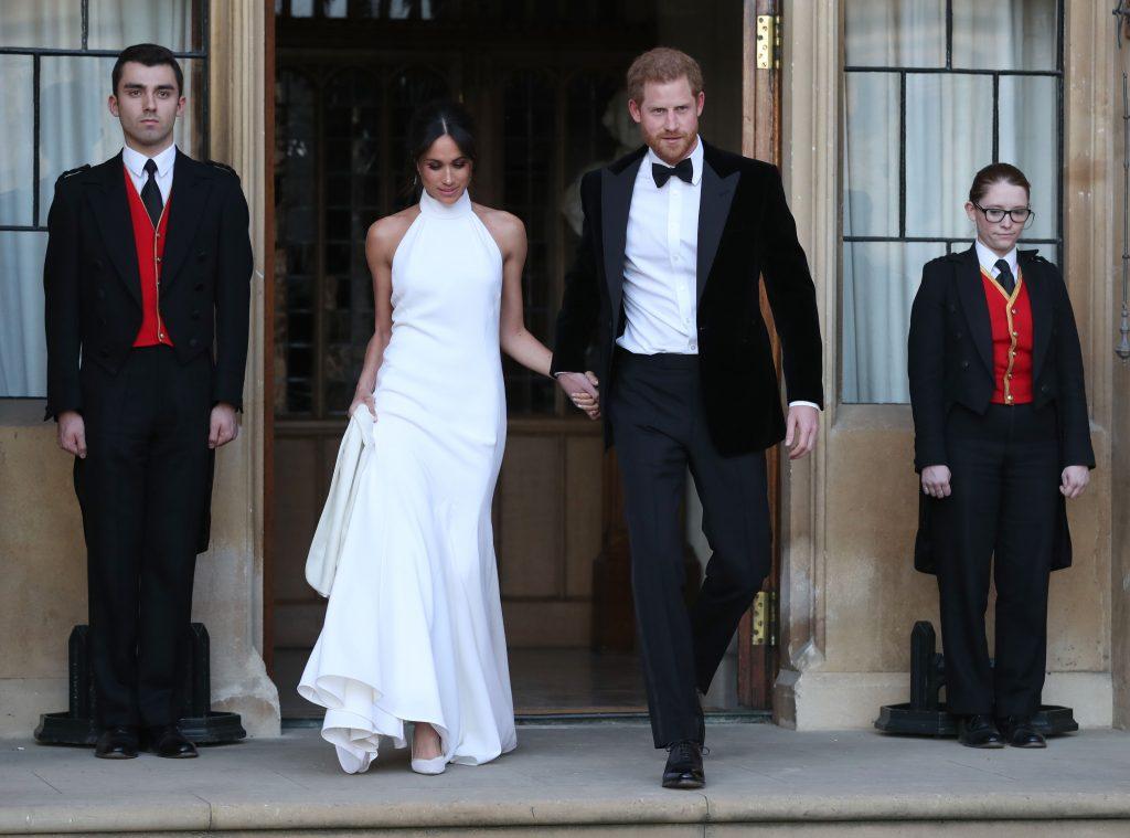 váy cưới đẹp của sao 2018 3