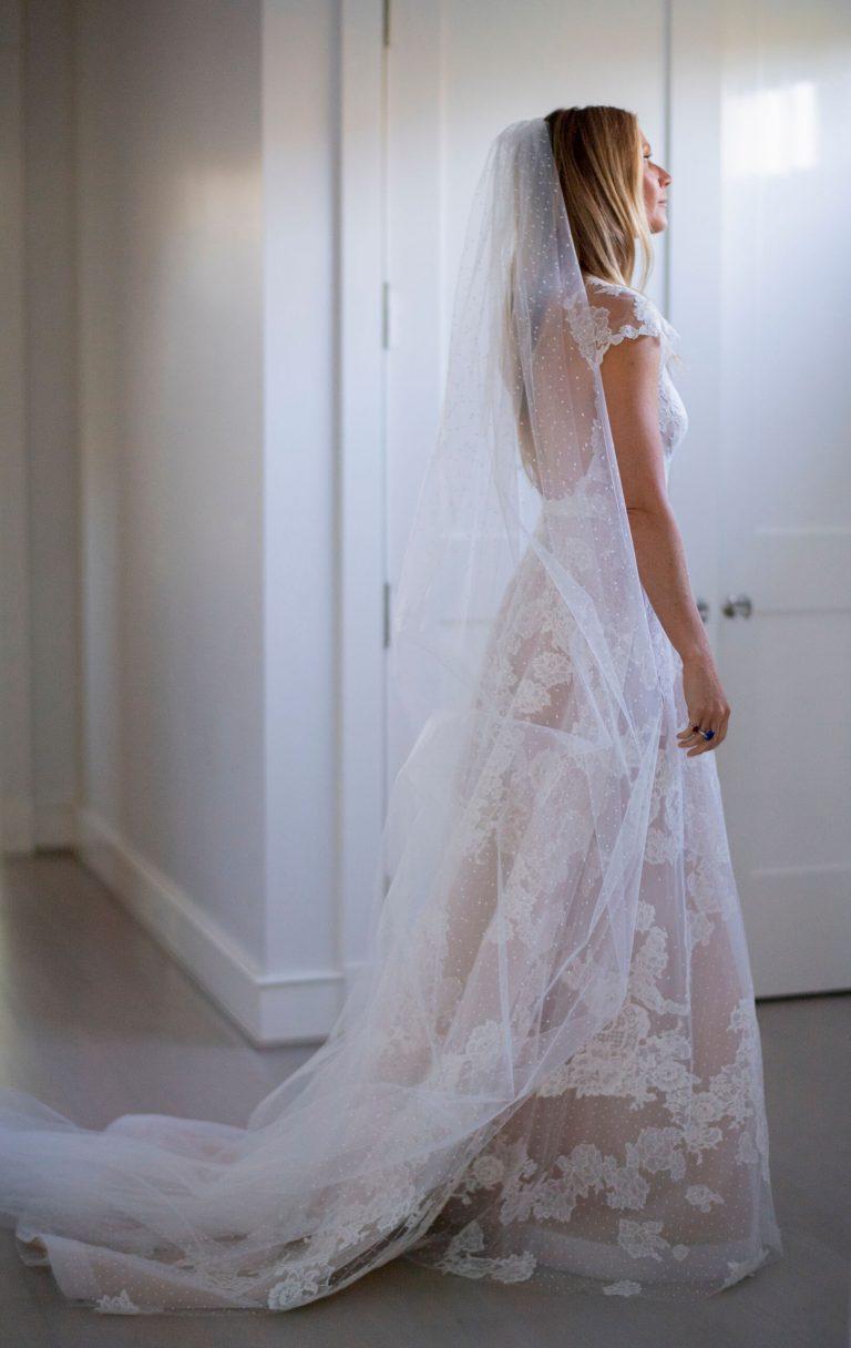 váy cưới đẹp của sao 2018 13