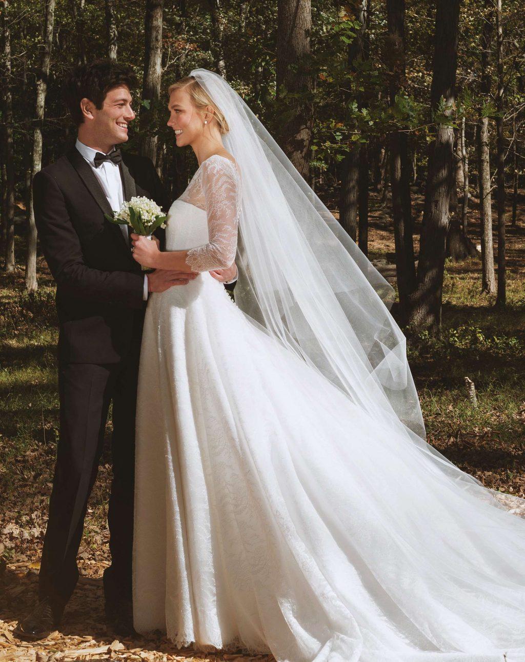 váy cưới đẹp của sao 2018 14