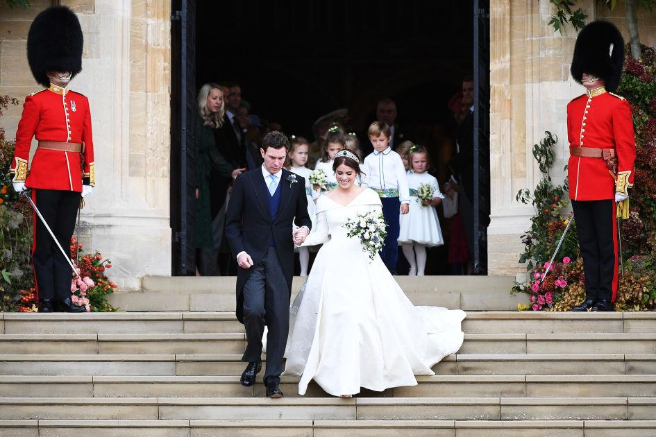váy cưới đẹp của sao 2018 7