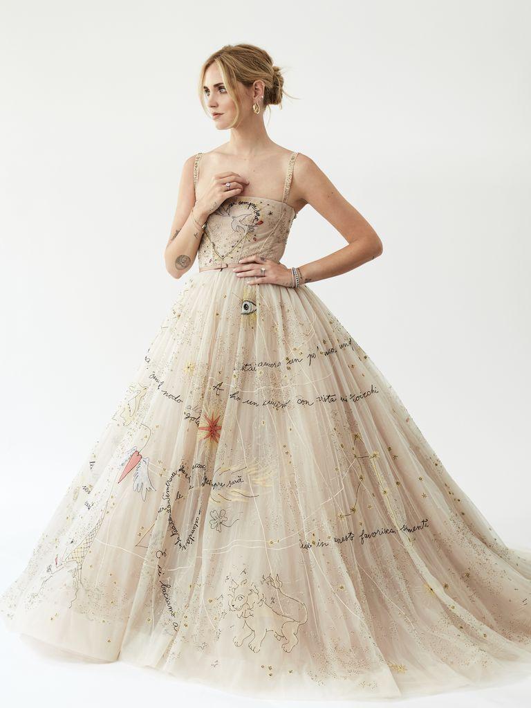 váy cưới đẹp của sao 2018 9