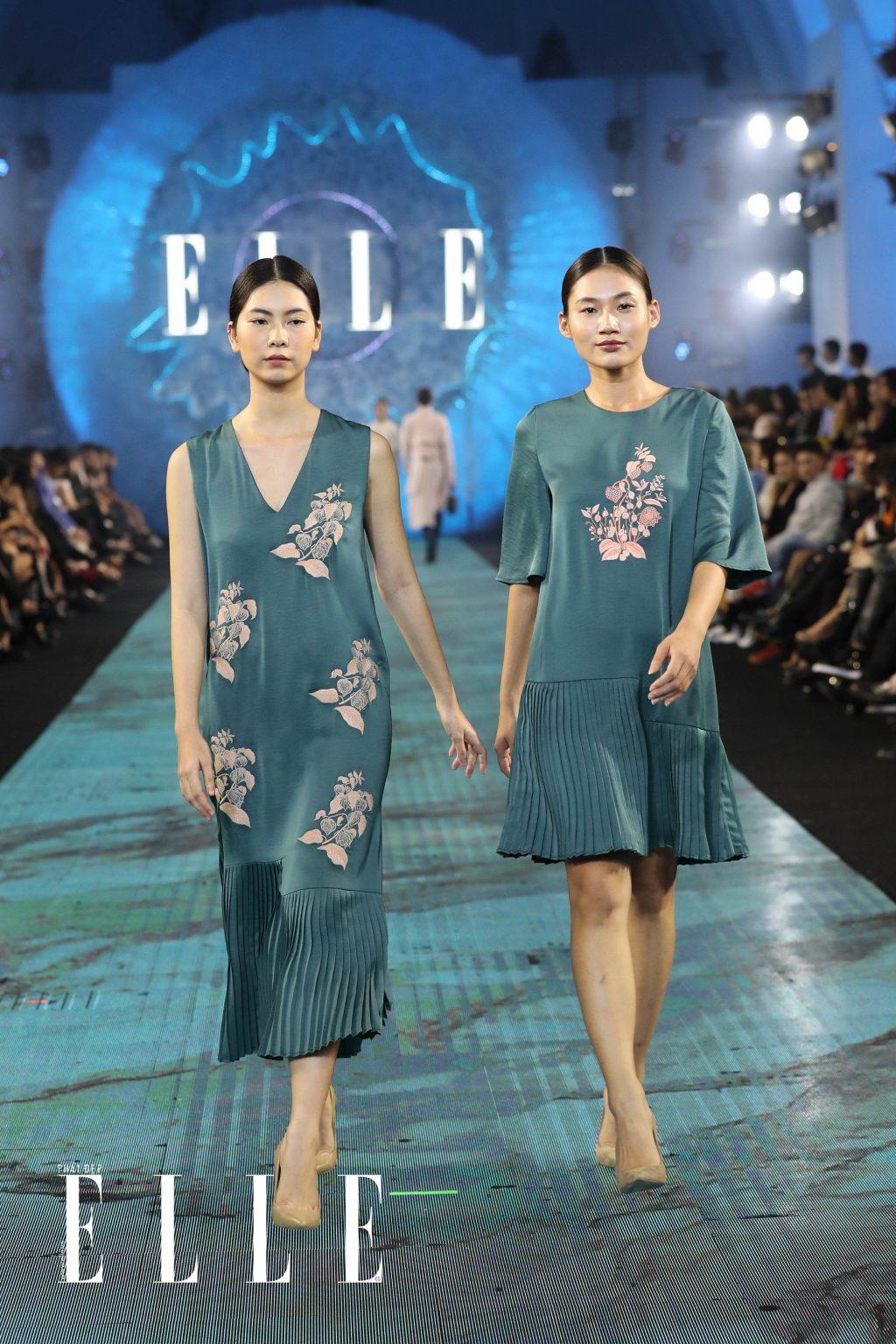 xu huong trang diem thong linh san dien elle fashion journey 2018 02