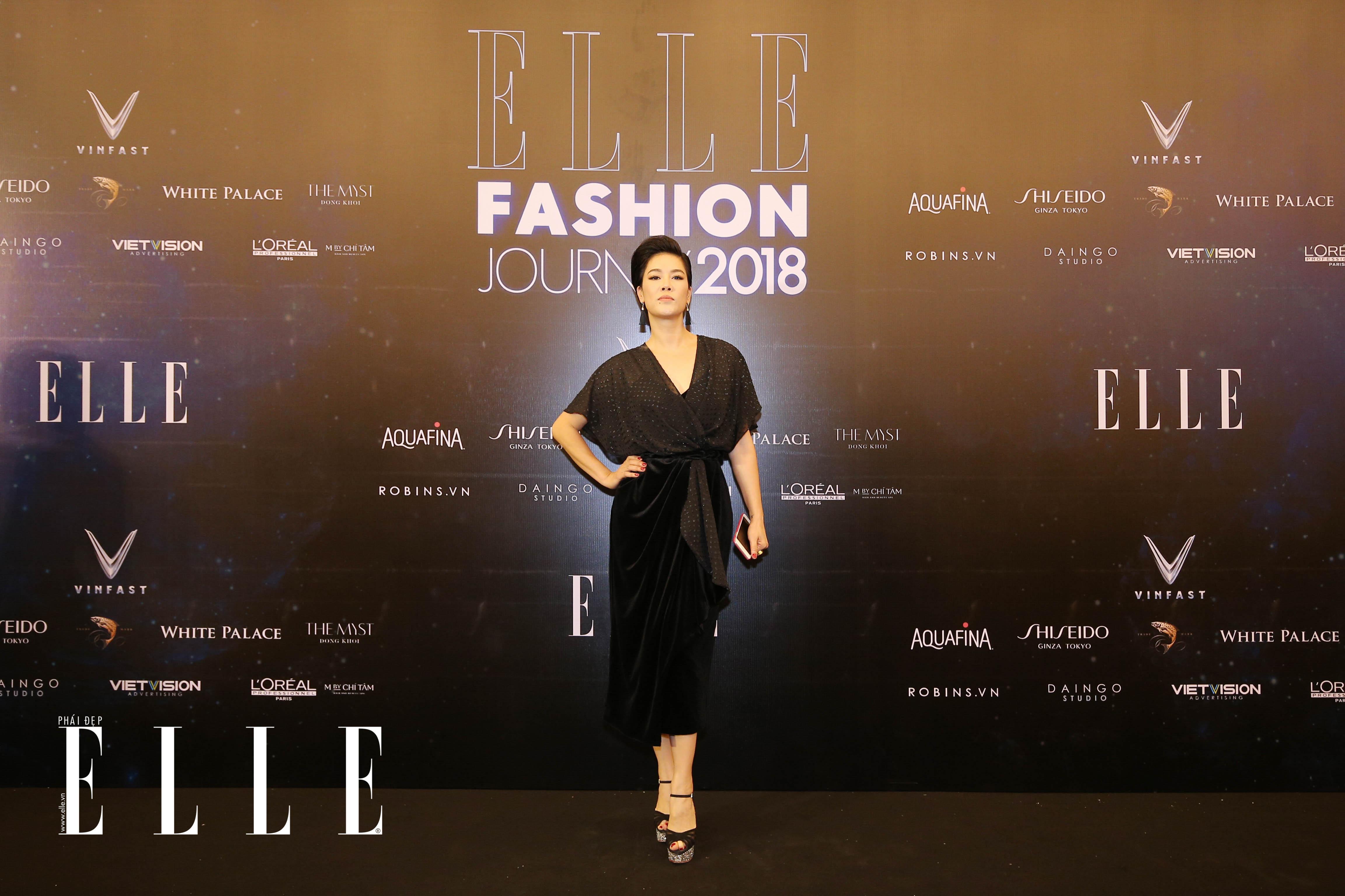 BL8Q5761 Mỹ Tâm, Thanh Hằng cùng dàn sao rạng rỡ trên thảm đỏ ELLE Fashion Journey 2018