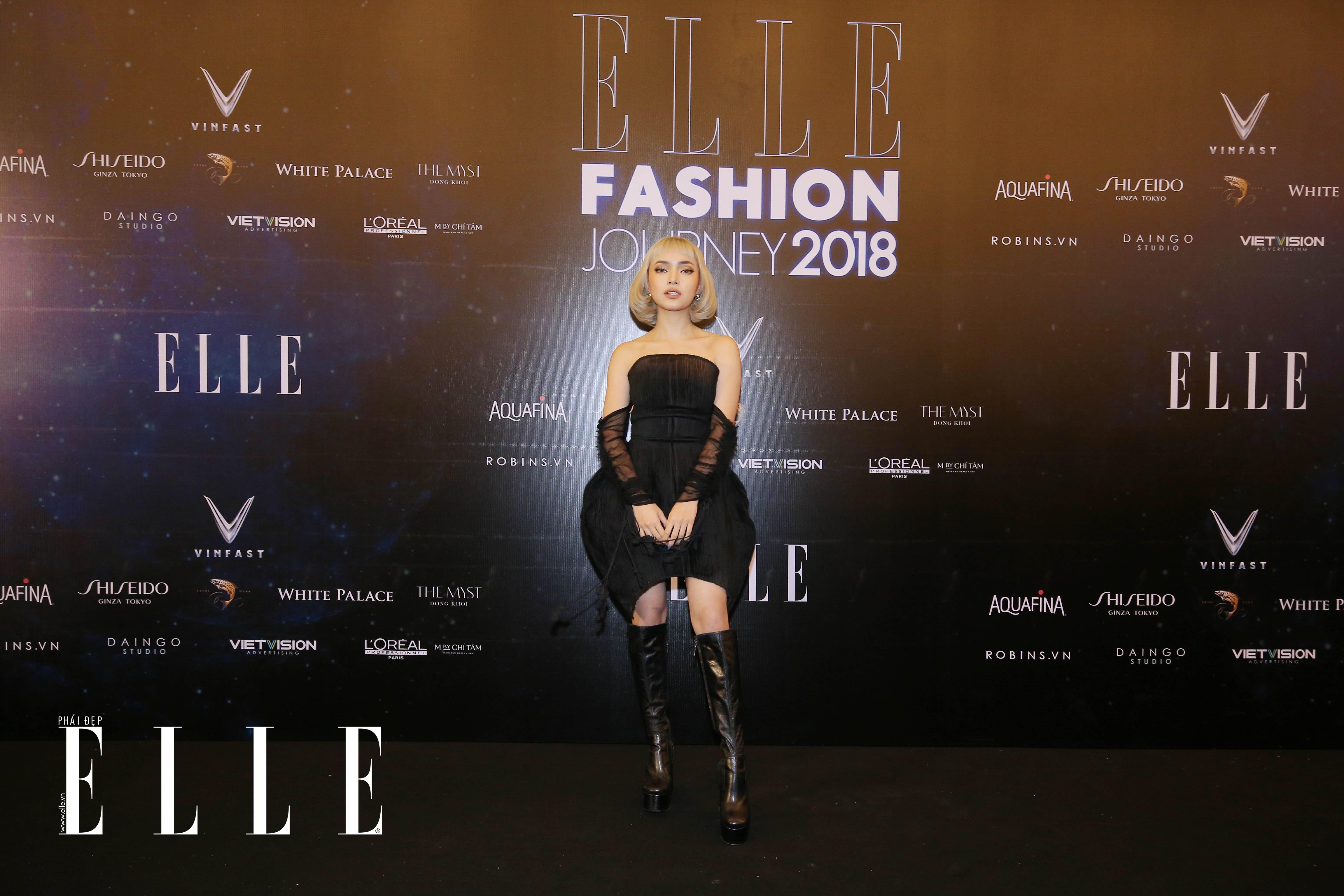 BL8Q5984 Mỹ Tâm, Thanh Hằng cùng dàn sao rạng rỡ trên thảm đỏ ELLE Fashion Journey 2018