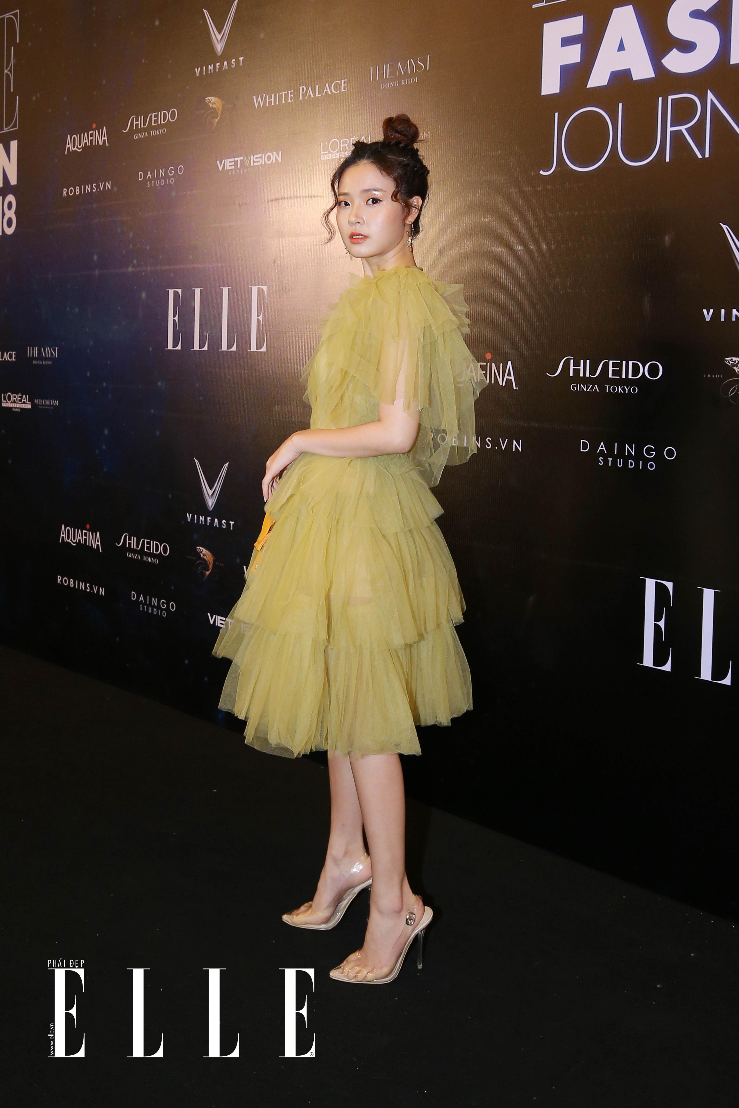 BL8Q6300 Mỹ Tâm, Thanh Hằng cùng dàn sao rạng rỡ trên thảm đỏ ELLE Fashion Journey 2018