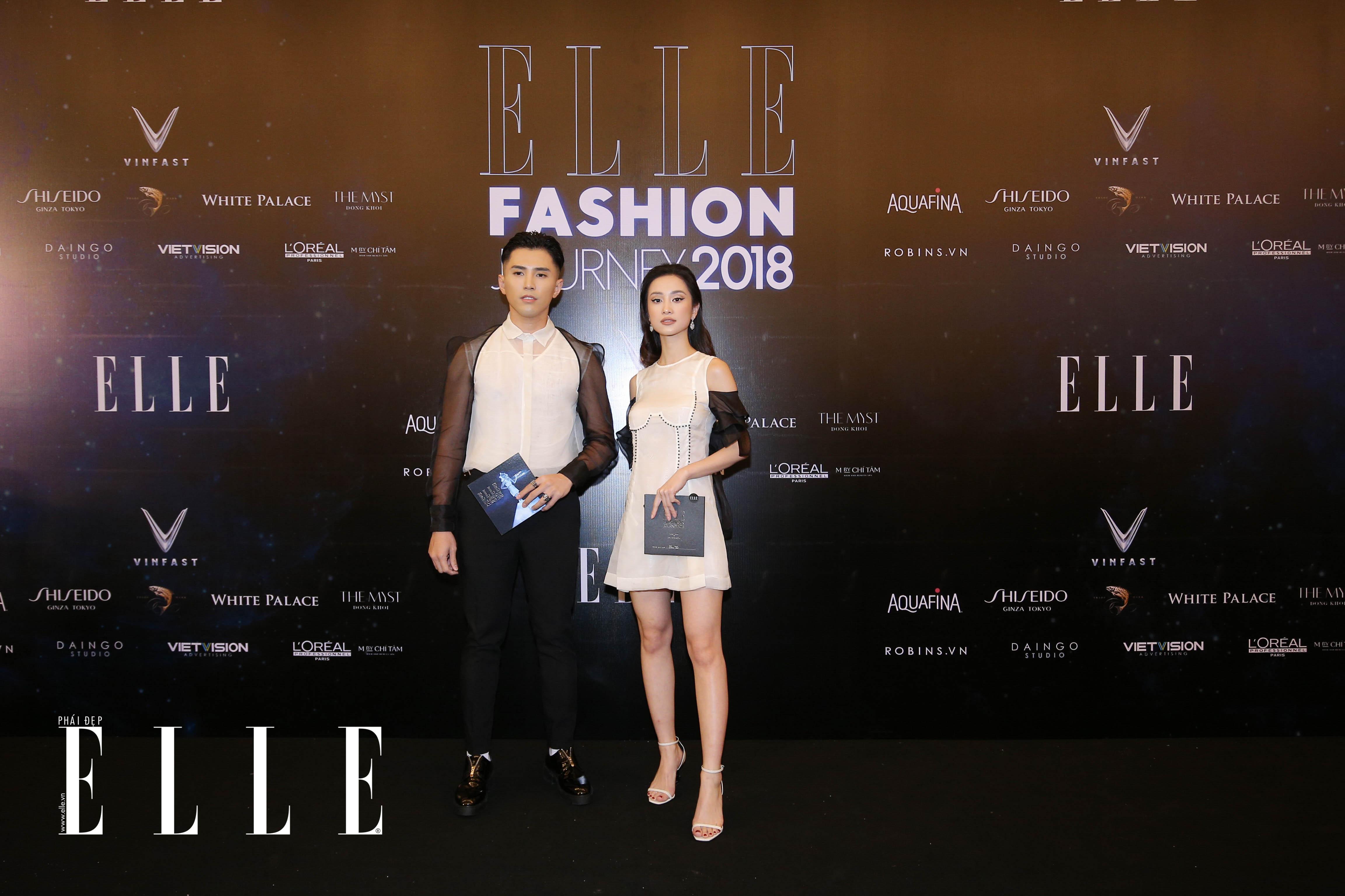 BL8Q6342 Mỹ Tâm, Thanh Hằng cùng dàn sao rạng rỡ trên thảm đỏ ELLE Fashion Journey 2018