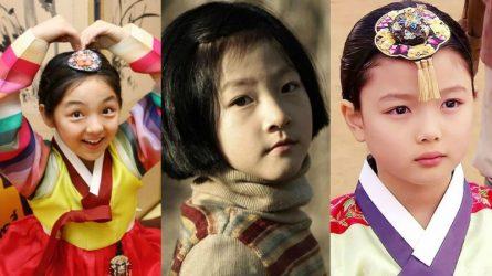 Nhìn lại dàn diễn viên nhí Hàn Quốc ngày ấy - bây giờ
