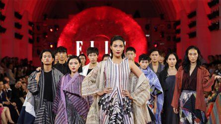 ELLE Fashion Journey 2018: Một đêm diễn đầy chất thơ