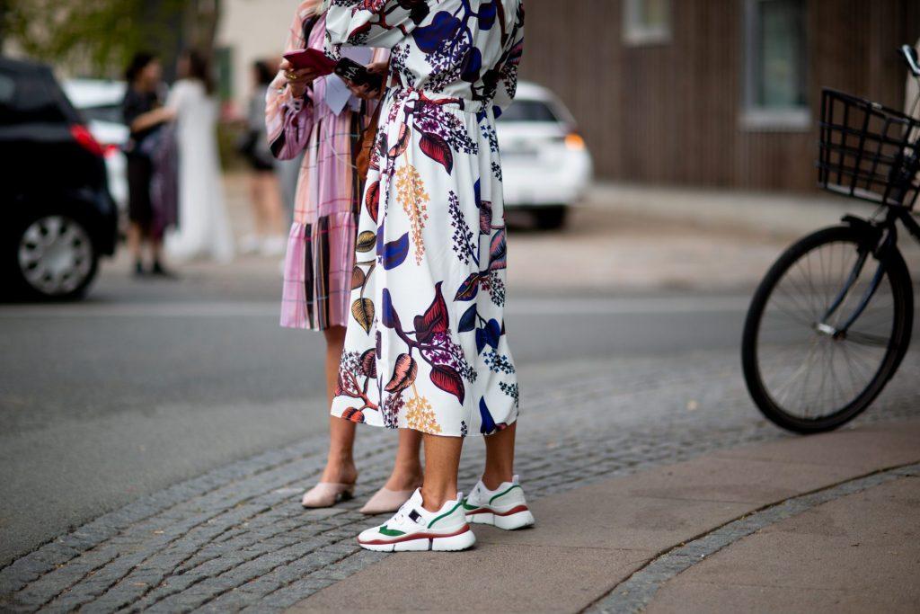 tuần lễ thời trang mới