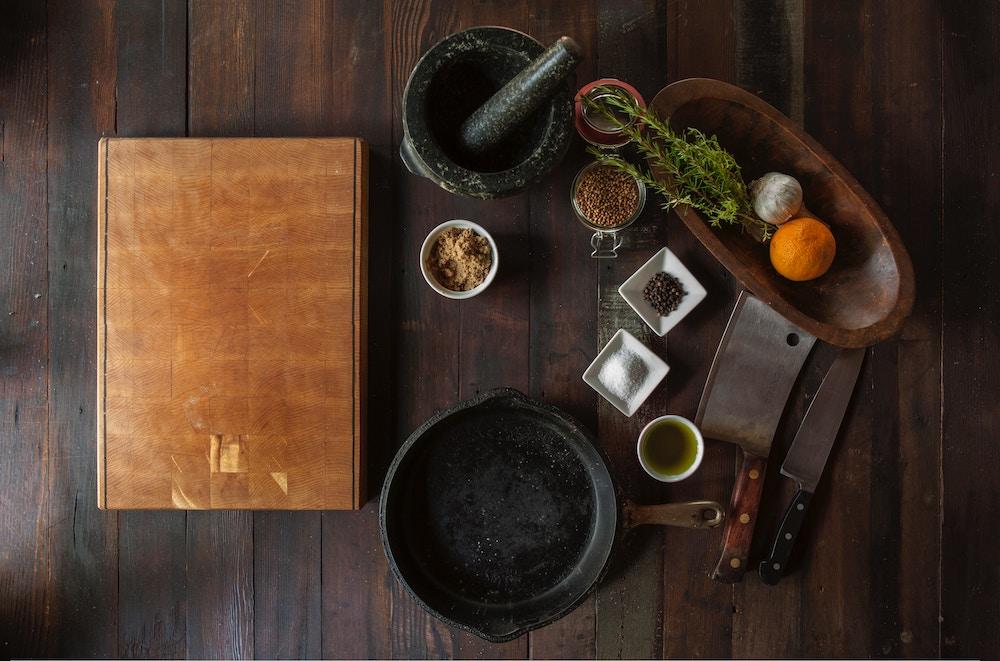 ELLE Việt Nam - cung hoàng đạo vào bếp 4
