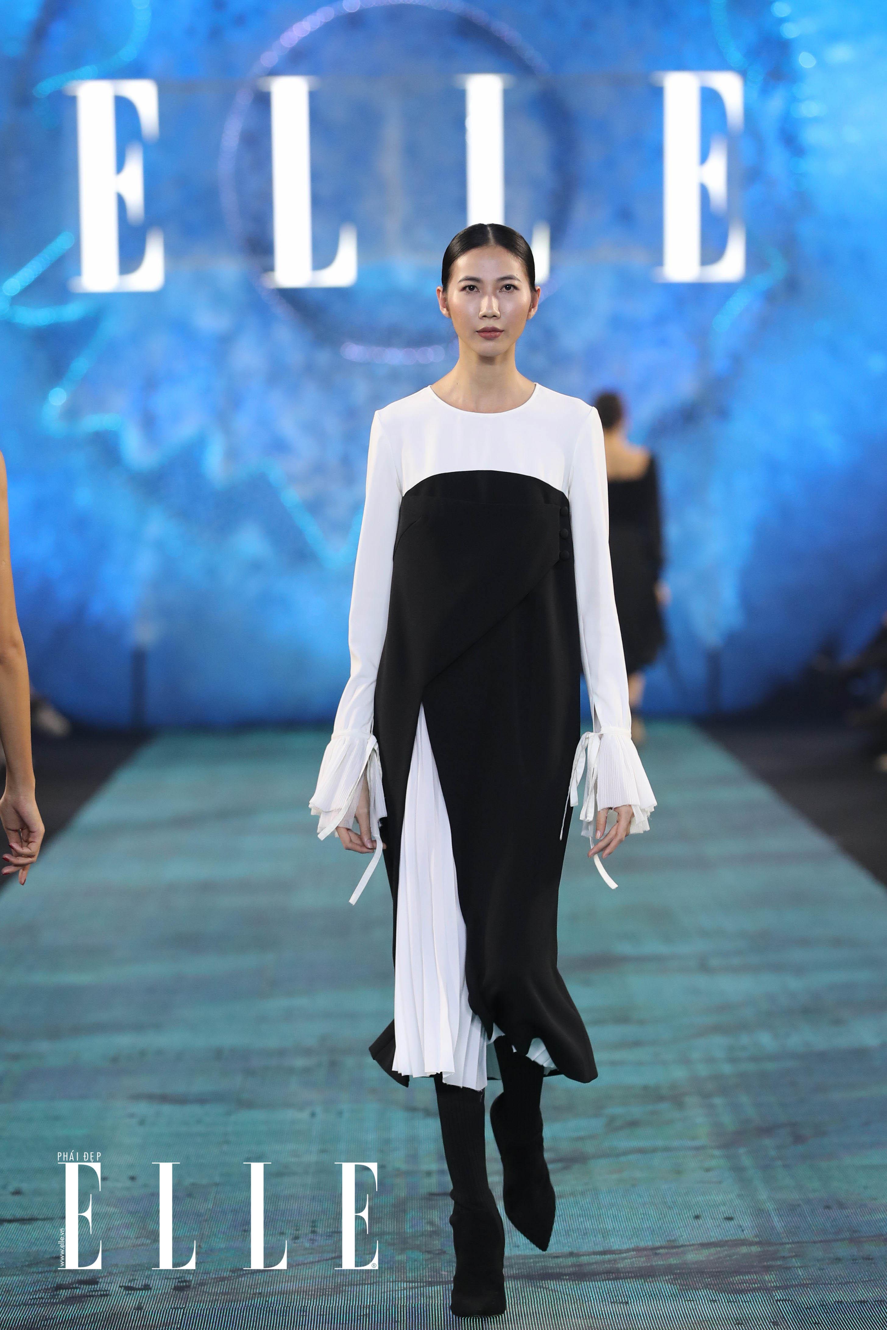 xu huong trang tu nhien diem thong linh san dien elle fashion journey 2018 15