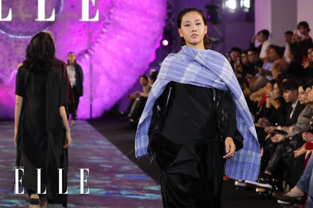 xu huong trang tu nhien diem thong linh san dien elle fashion journey 2018 12