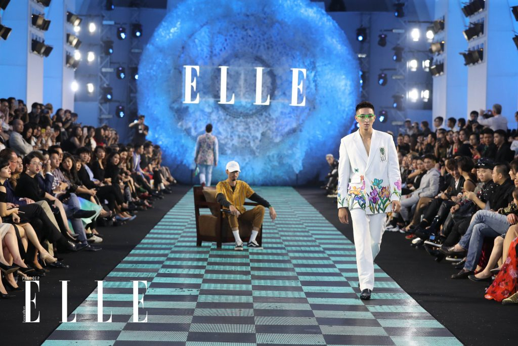 bst thương hiệu fashion4freedom elle fashion journey 2018
